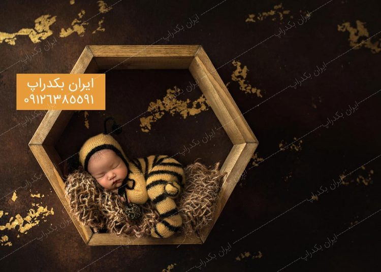 بک گراند نوزاد