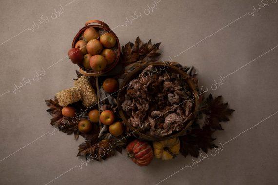 بک گراند پاییزی