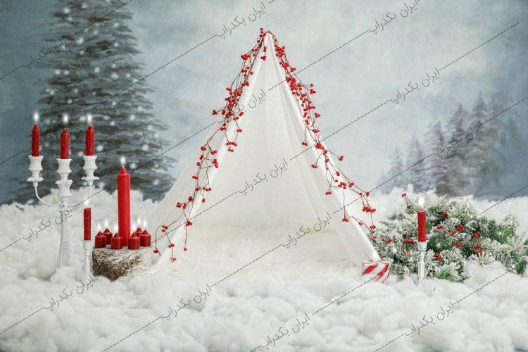 بک گراند کریسمس