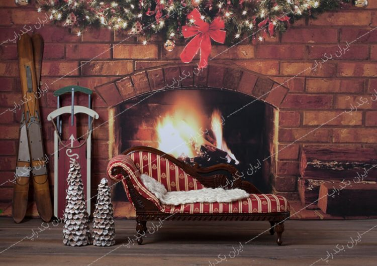 بک گراند کریسمس و زمستان
