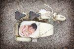 بک گراند نوزاد دوچرخه