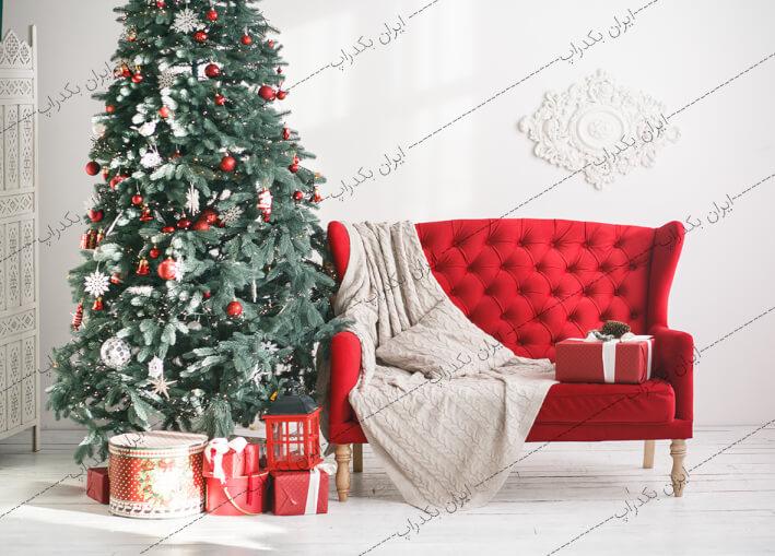 مجموعه بک گراند کریسمس