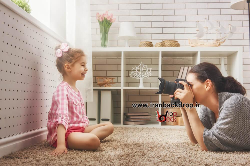ویژگیهای بک گراند دیجیتال عکاسی