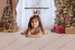 بک گراند کودک کرسمس