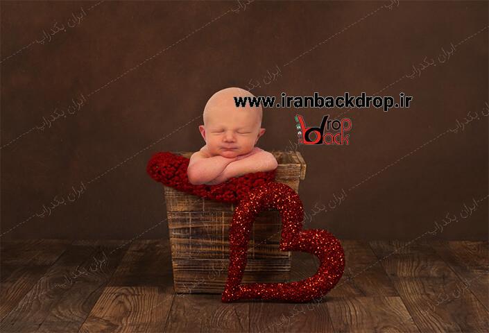 بک دراپ نوزادی
