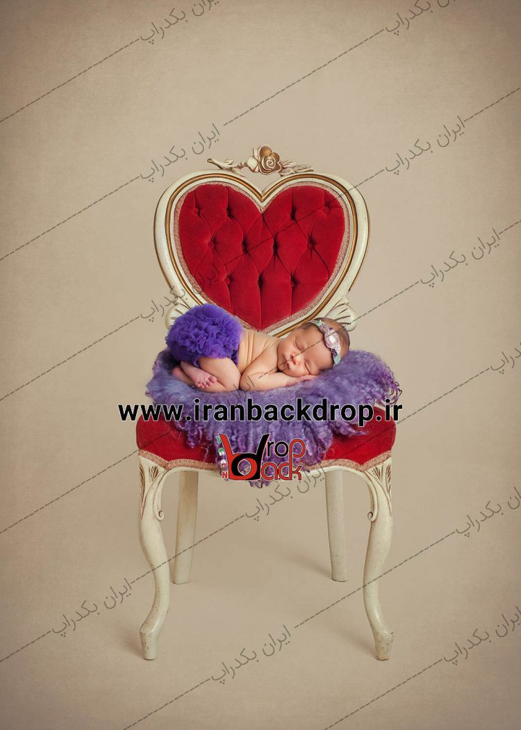 بک گراند صندلی قلب