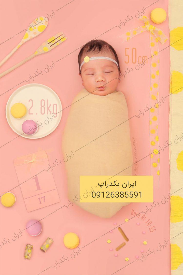 پی اس دی قد و وزن نوزاد