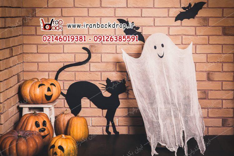 بک گراند عکاسی هالووین