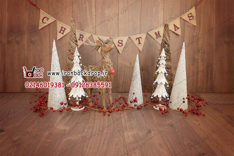 دکور آتلیه ای کریسمس