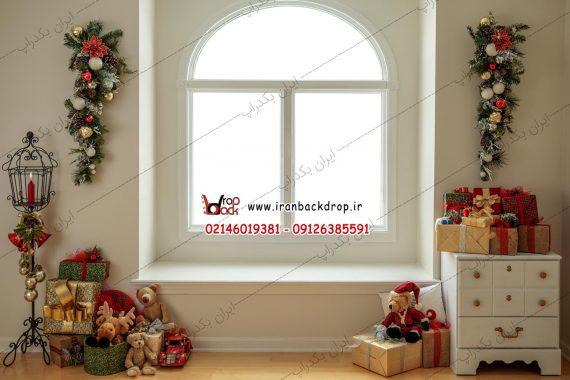 بک گراند کریسمس عکاسی