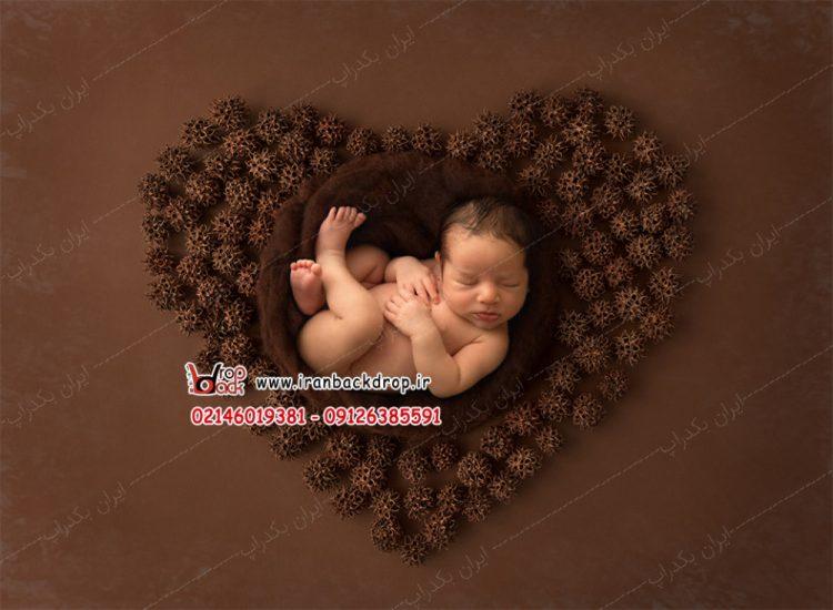 بک گراند نوزاد ولنتاین