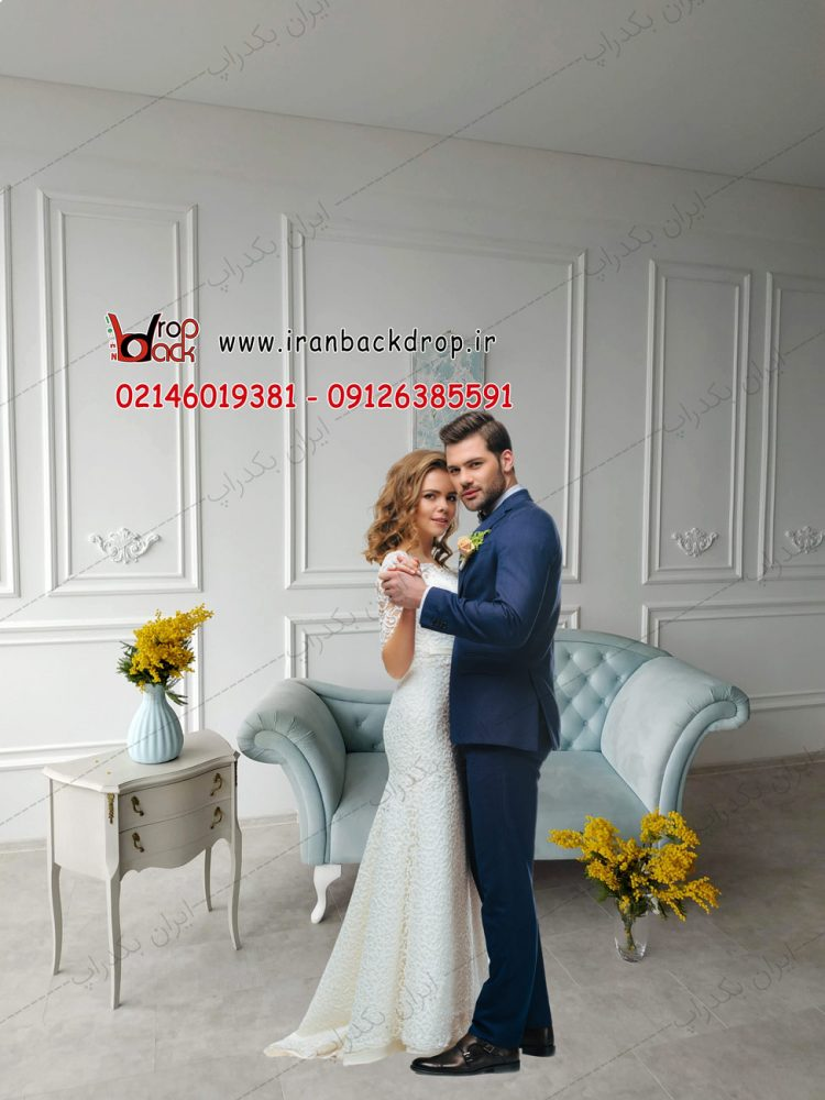 بک گراند عروسی