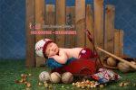 بک دراپ ورزشی نوزادی