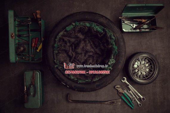 بک گراند عکاسی مکانیکی